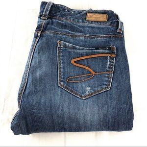 Seven 7 Flare Premium Denim Jeans 30